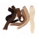 60cm Human Hair Weft - 60cm - straight