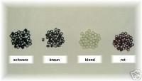 100 Microringe mit Silikon - extra schonend